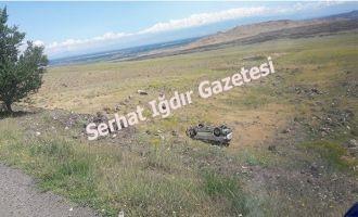 Iğdır'da Trafik Kazası
