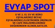 Iğdır 2. El Eşya Alım-Satım(Evyap Spot)